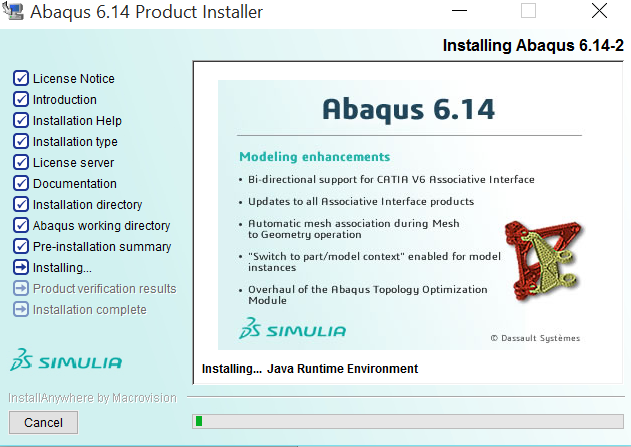 Installation Service Pack Catia