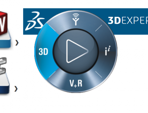 SolidWorks and Catia on the same Playground… 3DExperience Platform